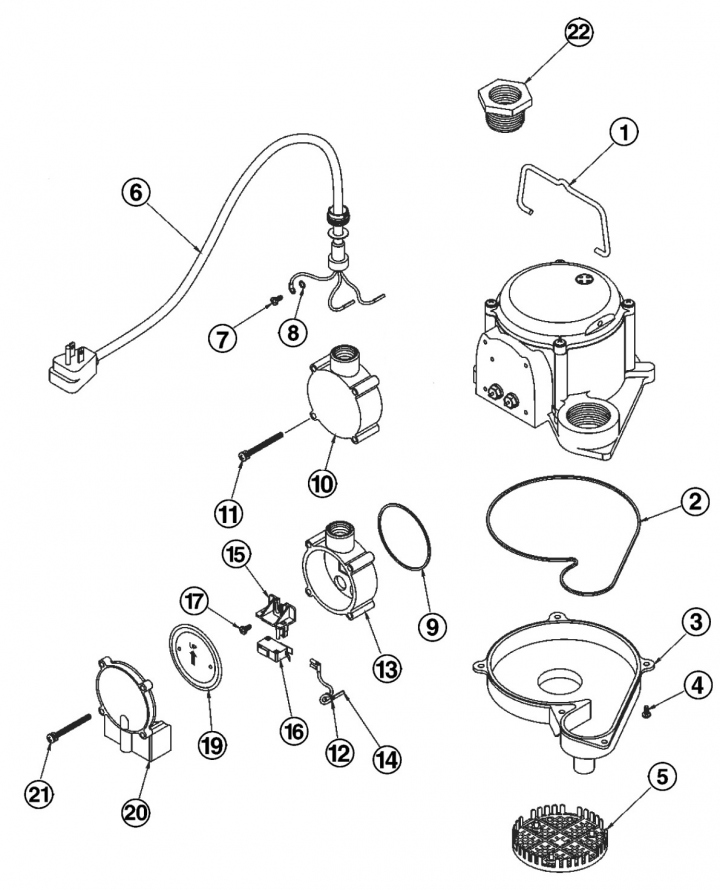 Little Giant Pump Wiring Diagram